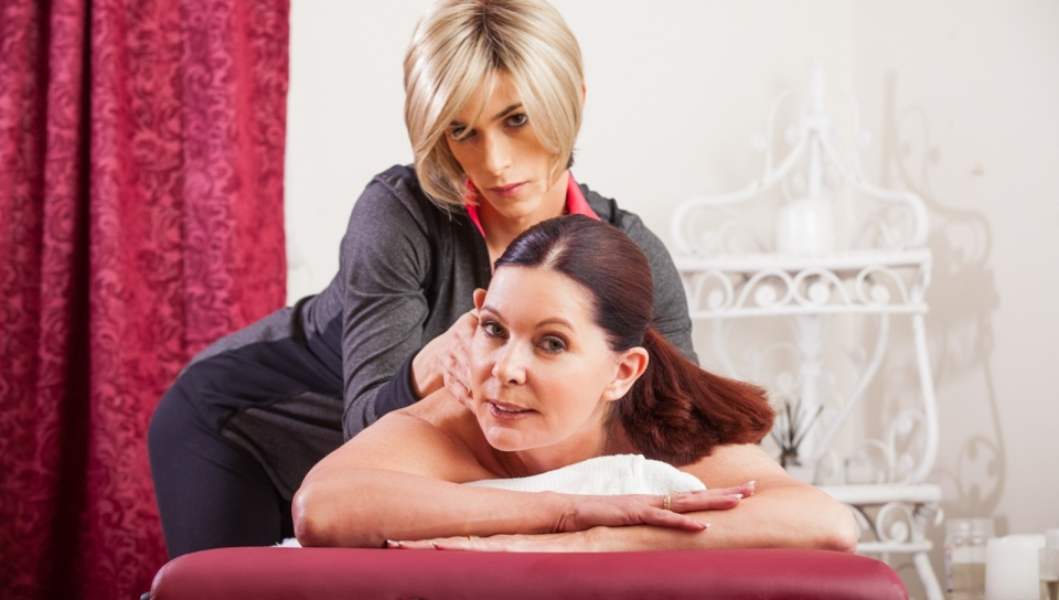 TS Massage with Nina Lawless